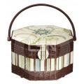 Sewing Basket & Storage Boxes
