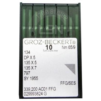 Groz-Beckert Needle DP x 5 65/9