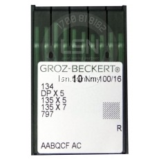 Groz-Beckert Needle DP x 5 100/16