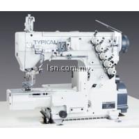 Typical GK 31600 5 Threads Interlock Machine