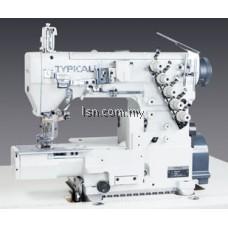 Mesin jahit Typical GK 31600 5 Threads Interlock Machine