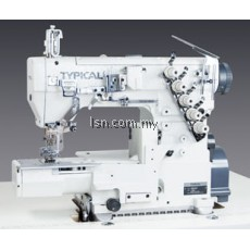 Typical GK 31600 5 Threads Interlock Machine