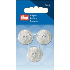 Button 2-Hole M-O-P Light 20 mm