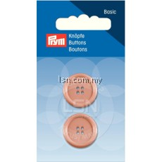 Button 4-Hole Standard Nude 23 mm