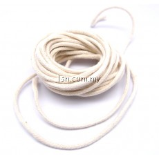 2x16 Round Cotton String 5 Meters