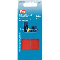 Hook and Loop Tape for sewing on 20 mm red
