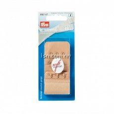 Bra extender 'soft comfort' 40 mm 3 x 3 hooks flesh