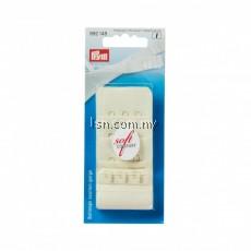 Bra extender 'soft comfort' 40 mm 3 x 3 hooks champagne