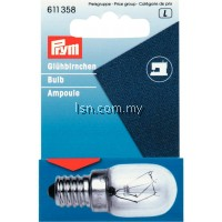 Spare Bulb for Sewing Machine with Screw Socket