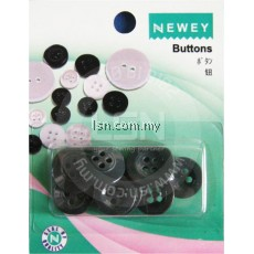 Buttons Grey (15mm + 17mm)