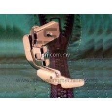 Adjustable Zipper and Piping Foot (Teflon)