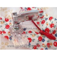 Adjustable Concealed Zipper Foot (Plastic)