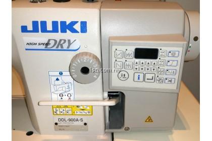 Mesin jahit JUKI DDL900ASWBK Direct-Drive Lockstitch Machine