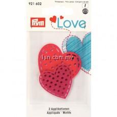 Love Felt Appliqués Heart