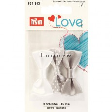Love Bows Grey 45mm