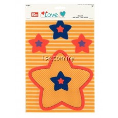 Love Motif Fabric Star
