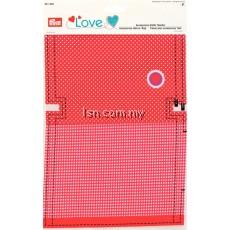 Love Accessories fabrics 'Bag' Heart