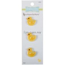 Boutique Buttons Ducks