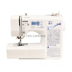 Mesin jahit Brother FS101 Computerised Sewing Machine