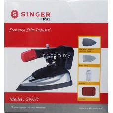 Singer GN677 Gravity Feed Steam Iron