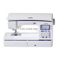 Mesin jahit Brother NV1800Q Computerised Sewing and Quilting Machine