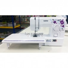 Mesin jahit Brother JA1400-XB Sewing Machine (Enhanced Edition with Optional Wide Table)