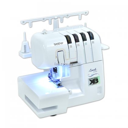 Mesin jahit Brother 2104D-XB Overlock Machine (Enhanced Edition)