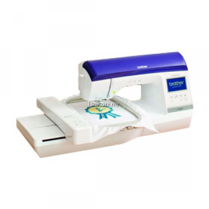 Mesin jahit Brother NV800E Computerised Embroidery Machine