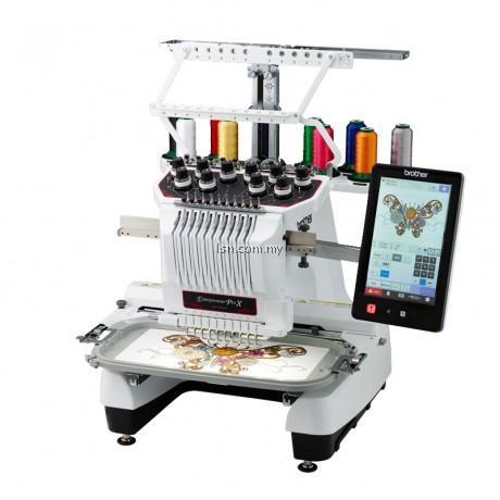 Brother Entrepreneur PR1050X Embroidery Machine