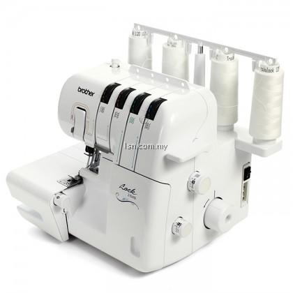 Mesin jahit Pakej MESRA - Brother 2104D Overlock Machine with Accessories Set