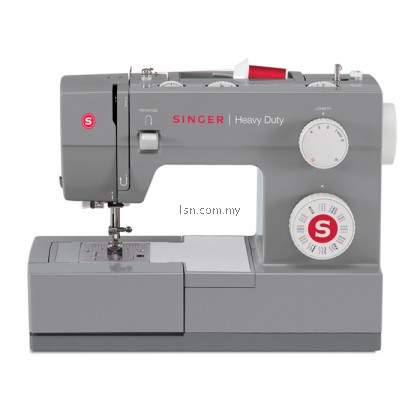 Mesin jahit lurus Package LASAK - Singer 4432 Heavy Duty Sewing Machine with Accessories Set