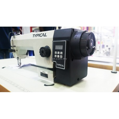 Pakej Niaga (2-in-1) Typical Direct Drive Industrial Lockstitch & Overlock Sewing Machine