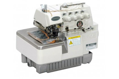 Mesin jahit industri Pakej Typical Direct Drive Industrial Lockstitch & Overlock Sewing Machine