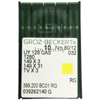 Groz-Beckert Needle TV x 3 80/12