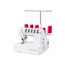 Mesin jahit Brother CV3550 cover stitch sewing machine