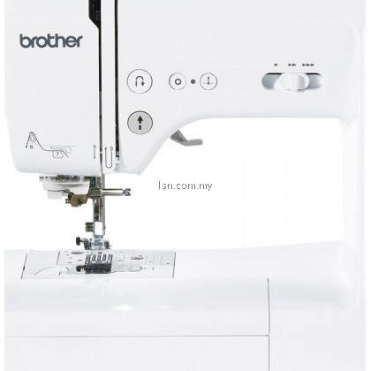 Mesin Jahit Brother Innovis A80 Computerised Sewing Machine