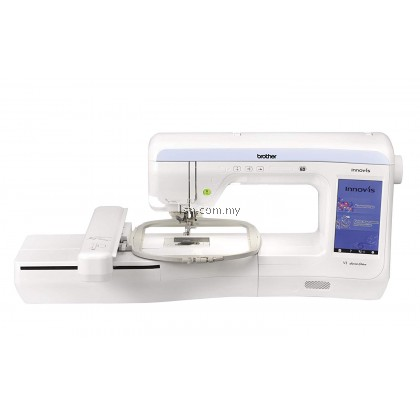Mesin jahit Brother Innovis V3 Special Edition Embroidery Machine