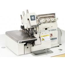 Typical GN3000-4 (3&4) Thread Overlock Machine