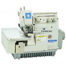 Typical GN3000-RH Rolled Hemming Overlock Machine inc Servo Motor