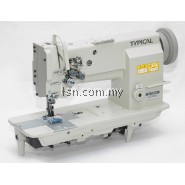 Mesin jahit Typical GC20606-1 Compound Feed Machine
