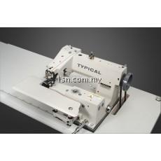 Typical GL13101-2 Industrial Blindstitch Machine