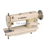 Typical GC202CX Bottom Feed Lockstitch Machine