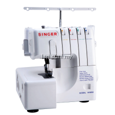 Singer 14N655 Overlock Machine