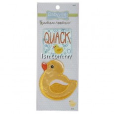 Duck and Quack Appliques