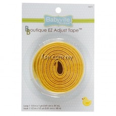 Yellow EZ Adjust Tape