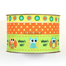 Owl Ribbon Collection
