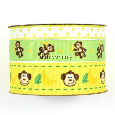 Monkeys Ribbon Collection