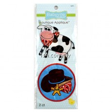 Cowbaby Appliques
