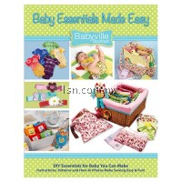 Baby Essentials Made Easy Pattern And Instruction Book