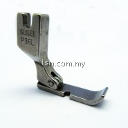 P36L Zipper Foot Wide Left